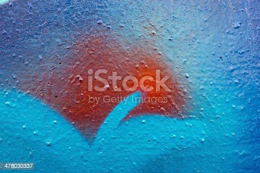 istock wall graffiti 478030337