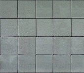 Wall grey tiles background. Natural tiles texture
