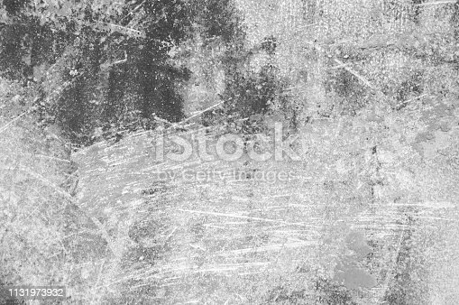istock Wall grunge black and dark grey concrete background. Backdrop Dirty,dust black wall panel concrete blackboard texture and splash brush stroke or abstract background. 1131973932