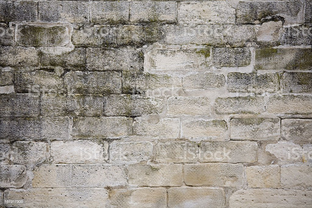 Wall in the Tuleries Garden Paris France royalty-free stock photo