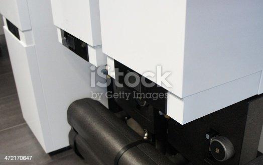 istock Wall mounted boilers 472170647