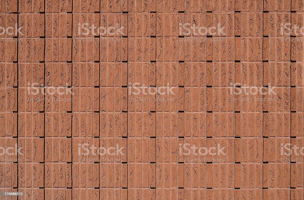 Wall of brick stone royalty-free stock photo