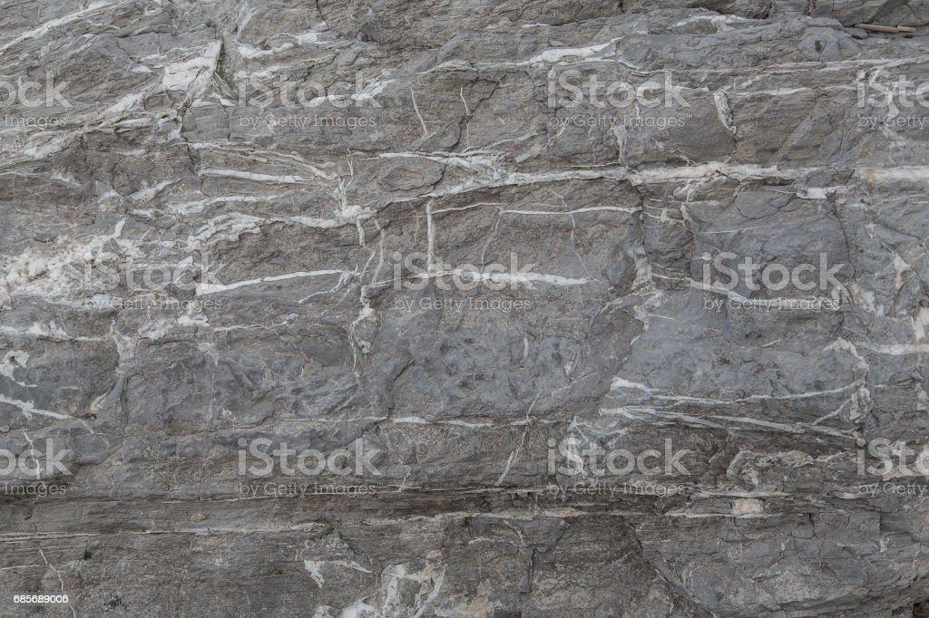Wall of gray slate 免版稅 stock photo