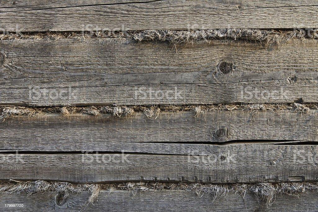 벽 팀버 royalty-free 스톡 사진