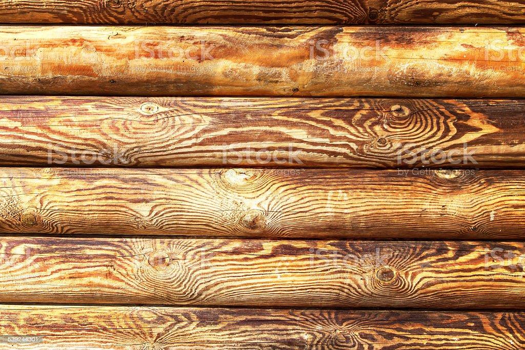 wall of wood. royalty-free stock photo