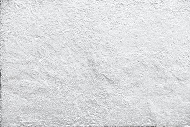 pintura de pared blanca textura - estuco fotografías e imágenes de stock