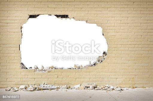 istock Wall 847915972