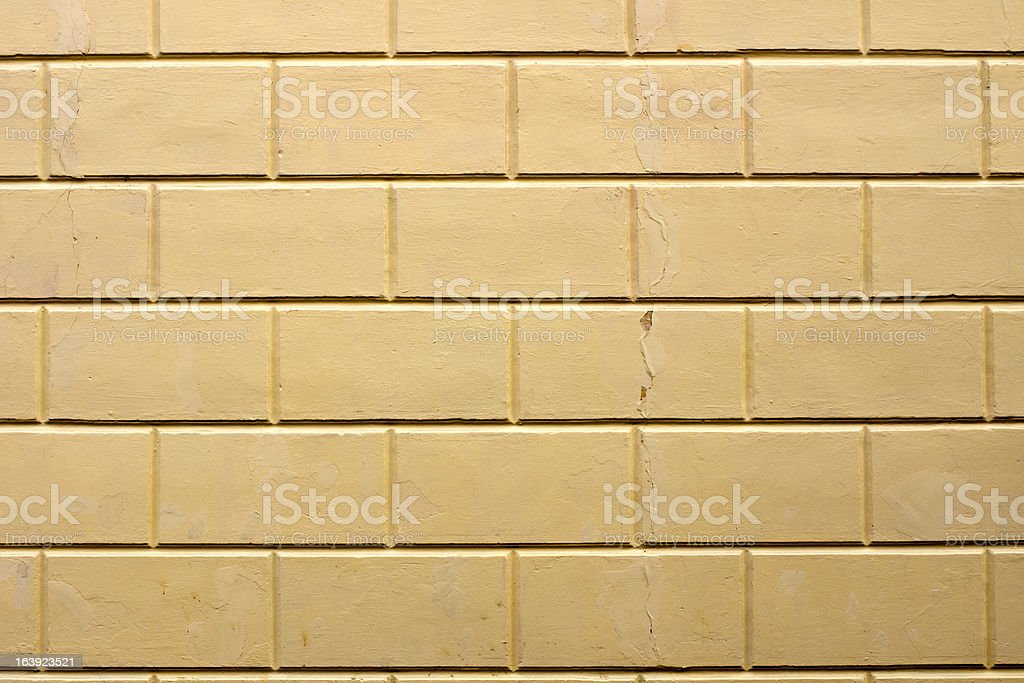 Wall plastered in brick style XXXLarge royalty-free stock photo