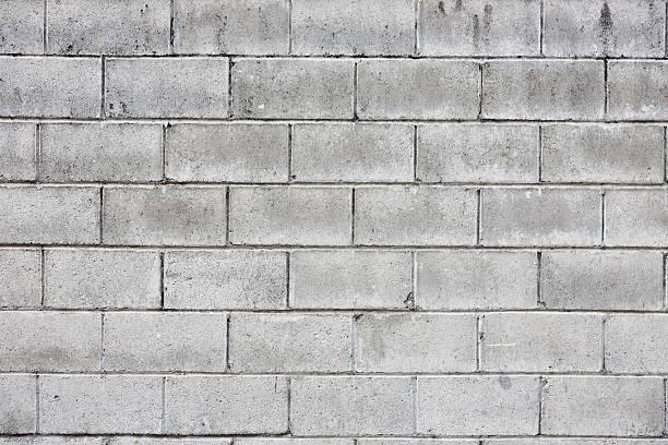 wand stone - betonblock wände stock-fotos und bilder