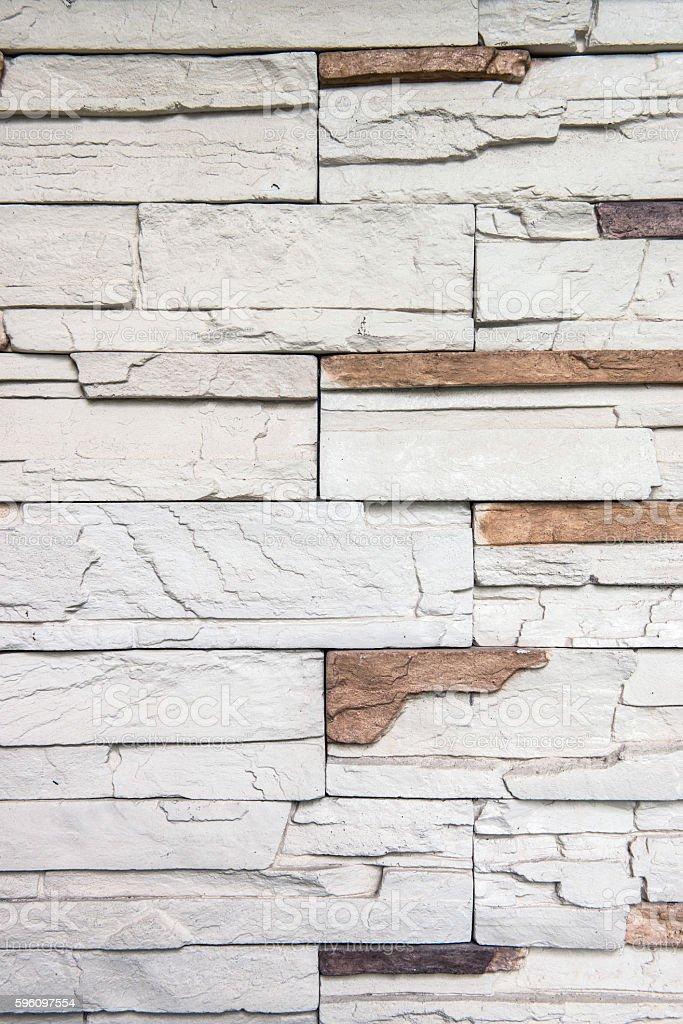 Wand stone Lizenzfreies stock-foto