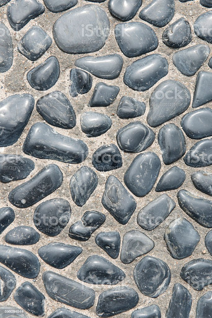 wall stones royalty-free stock photo