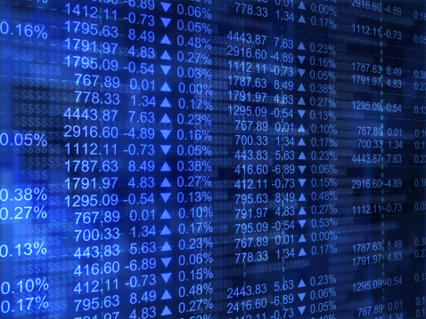 Wall Street Stock Photo - Download Image Now