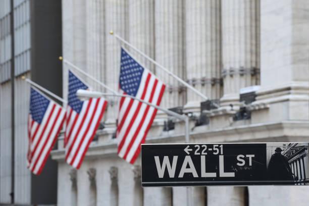 Wall Street Börse Börse – Foto