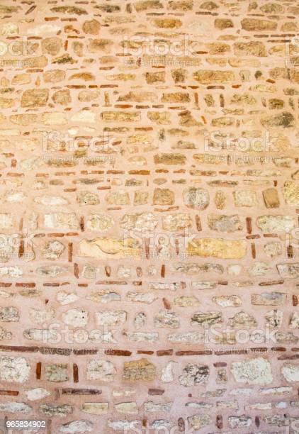 Wall Surface As A Background Texture Pattern - Fotografias de stock e mais imagens de Abstrato