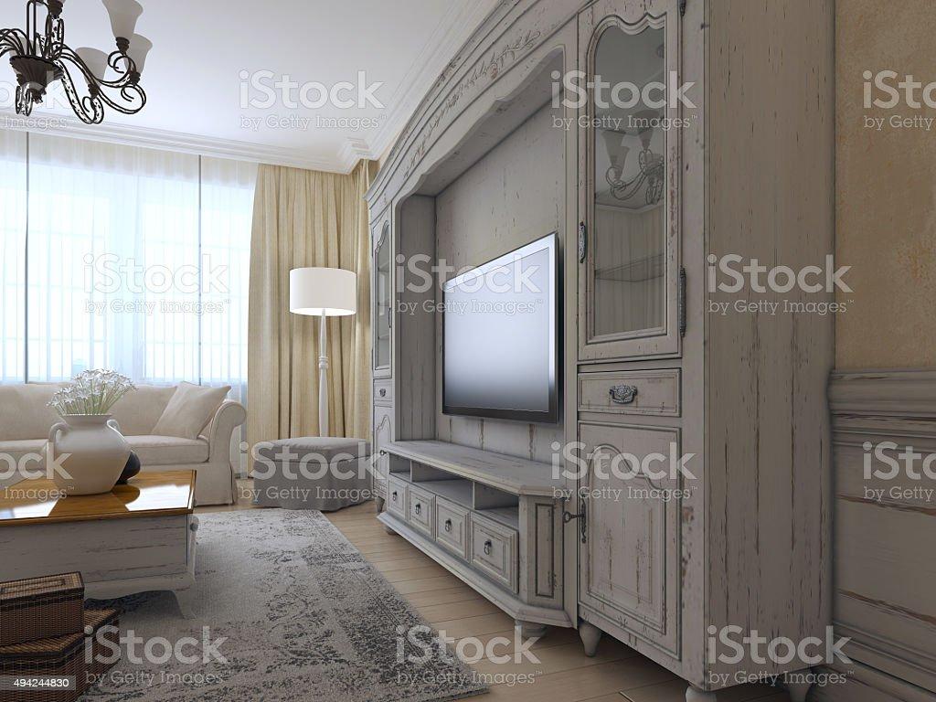 Foto De Sistema De Parede No Lounge Luxuoso E Mais Fotos De Stock De 2015 Istock