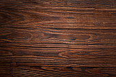 Empty wooden background. Wood texture vignette