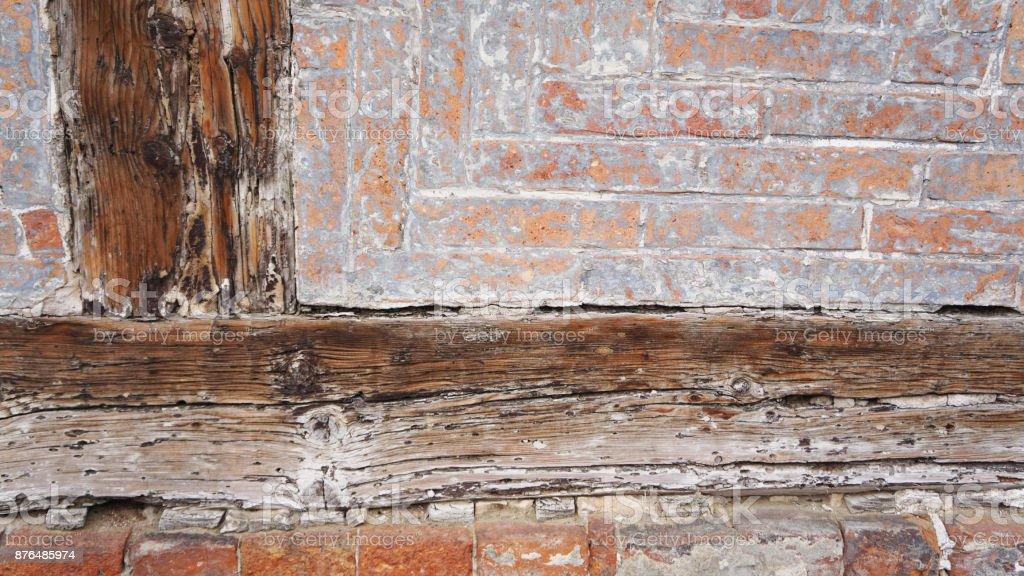 Wall Texture 1 - Royalty-free Abstract Stock Photo