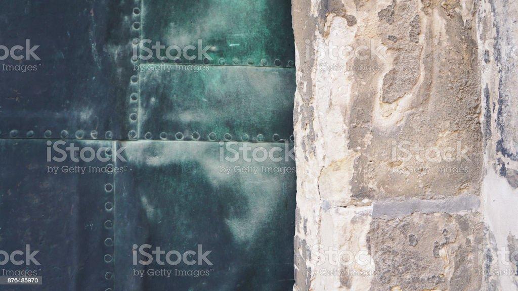 Wall Texture 3 - Royalty-free Abstract Stock Photo