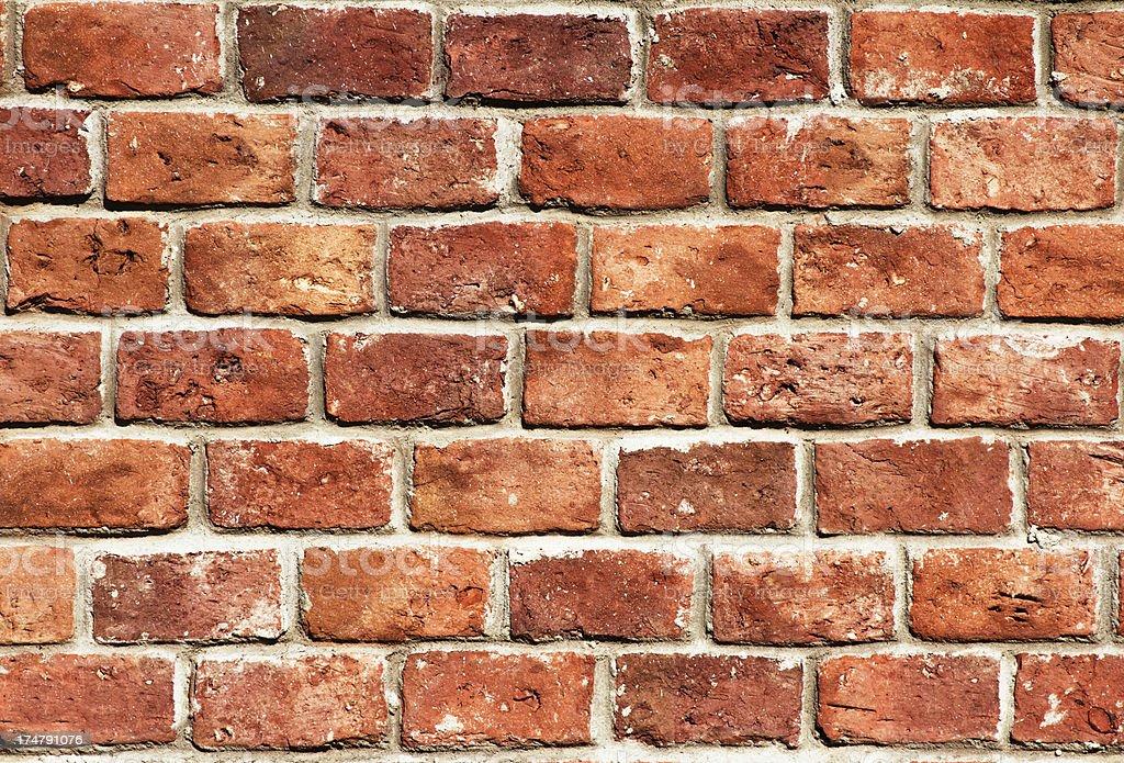 Wall texture background orange royalty-free stock photo
