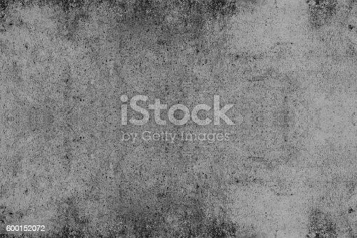 469217930 istock photo Wall texture used as background. black and white for design 600152072