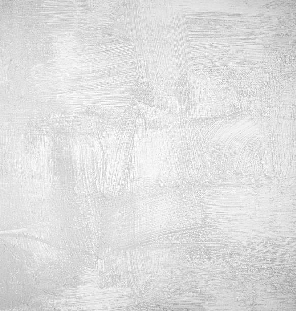 weißer beton wand und grau grunge hintergrund - tupfen wände stock-fotos und bilder