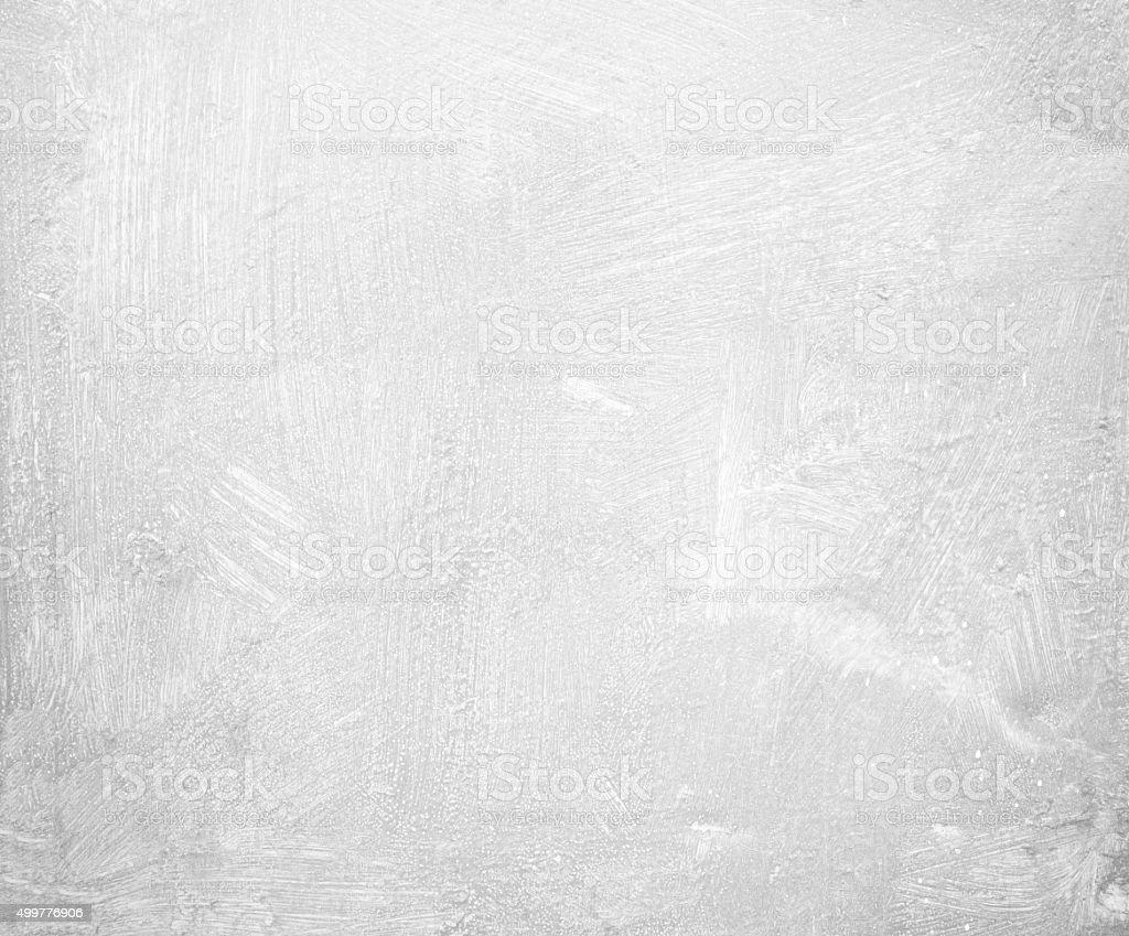 Muro Di Cemento Grunge Sfondo Bianco Grigio Fotografie Stock E