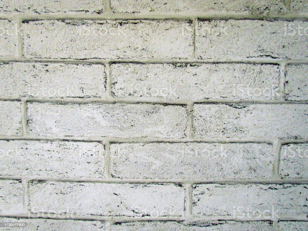 の壁紙に白いレンガの壁 からっぽのストックフォトや画像を多数ご用意 Istock