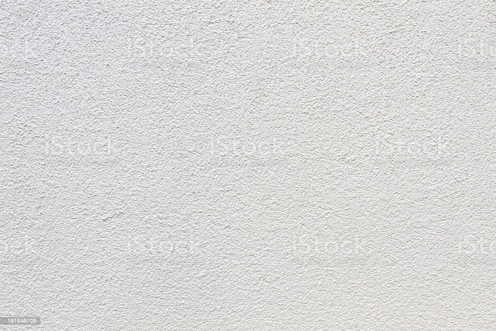 Wall with raw structure in white royalty-free stock photo