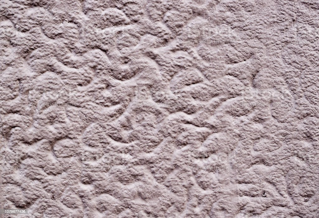 Wall With Textured Paint Background Exterior Stock Photo Download Image Now Istock