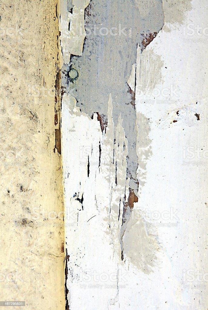 Photo Libre De Droit De Mur De Peinture Blanche Avec Motif