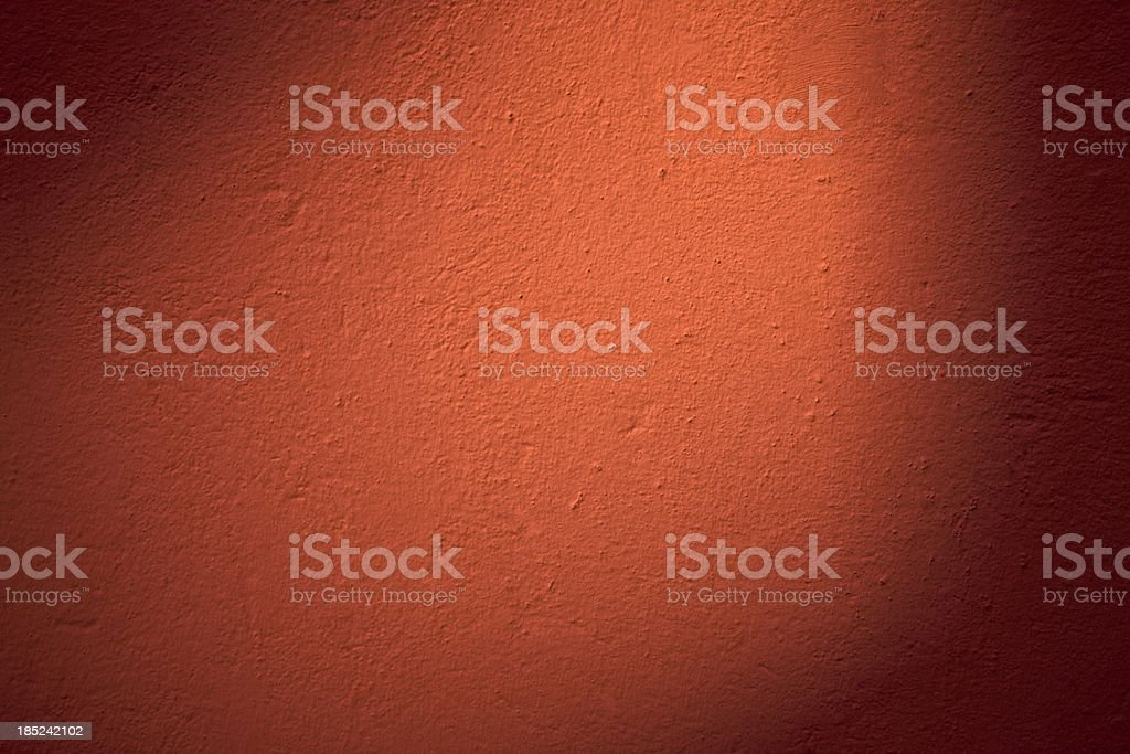 Wall XXXL Texture With Spot Side Light and Shadows royalty-free stock photo