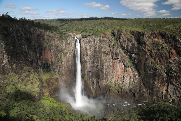 Wallaman Falls, Girringun National Park,Queensland , Australie - Photo