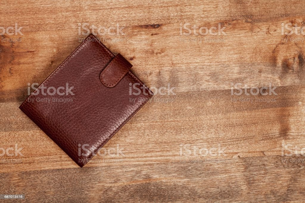 Wallet. stock photo