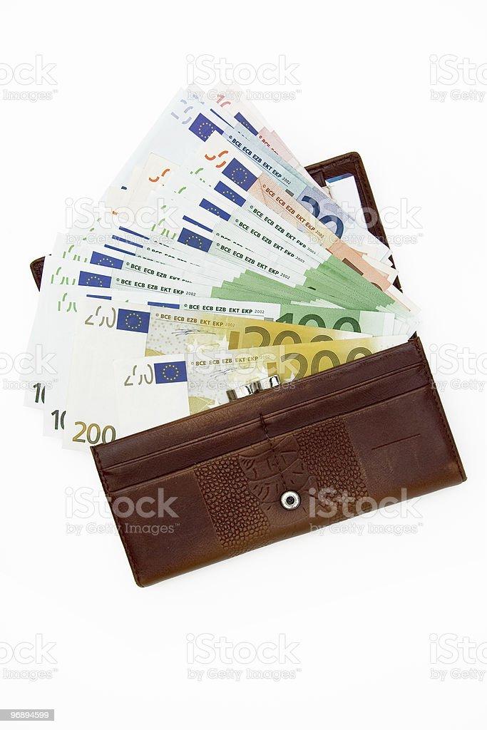 wallet royalty-free stock photo