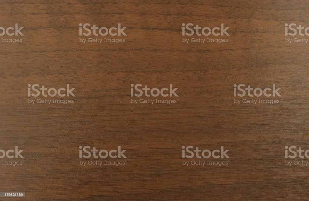 Wallnut woodgrain royalty-free stock photo