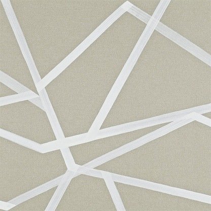 Wallpaper texture with angular geometric design created hand paint effect lines for background
