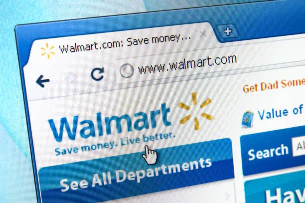 walmart, korzystając z przeglądarki - walmart zdjęcia i obrazy z banku zdjęć