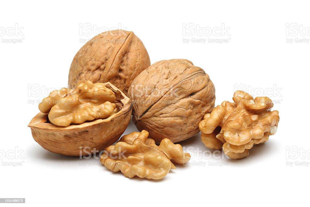 Walnut 2 stock photo