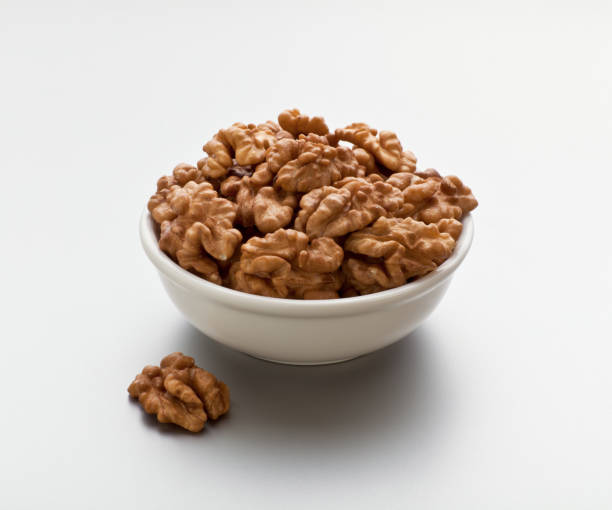 Walnut in a bowl