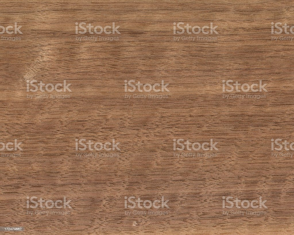 walnut wood grain texture royalty-free stock photo