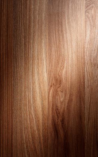Shot of a walnut wood surface background