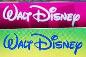 Walt Disney signature logos