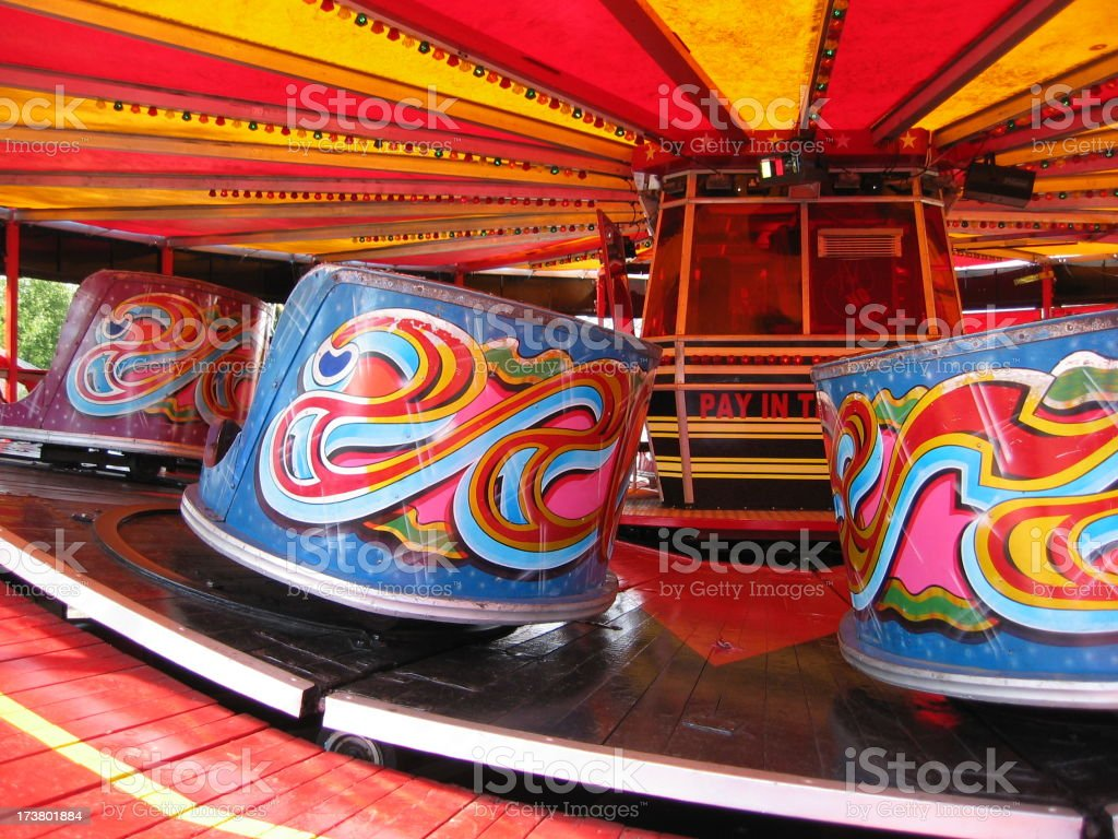 Waltzer Time! stock photo