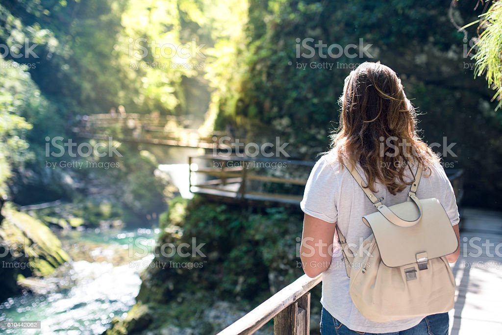 Wanderlust stock photo