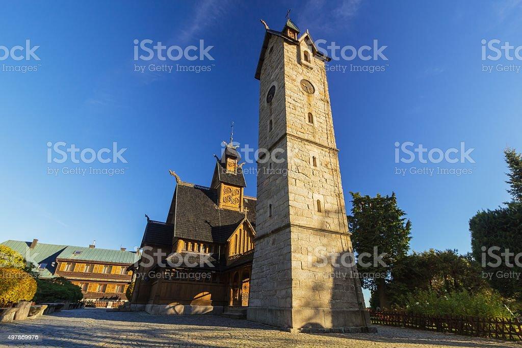 Wang Kościół w Karpacz, Polska – zdjęcie
