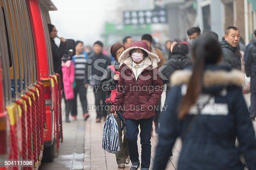 171300639istockphoto Wangfujing Walking Street in ŒBeijing,china 504111596
