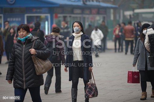 171300639istockphoto Wangfujing Walking Street in ŒBeijing,china 504185070