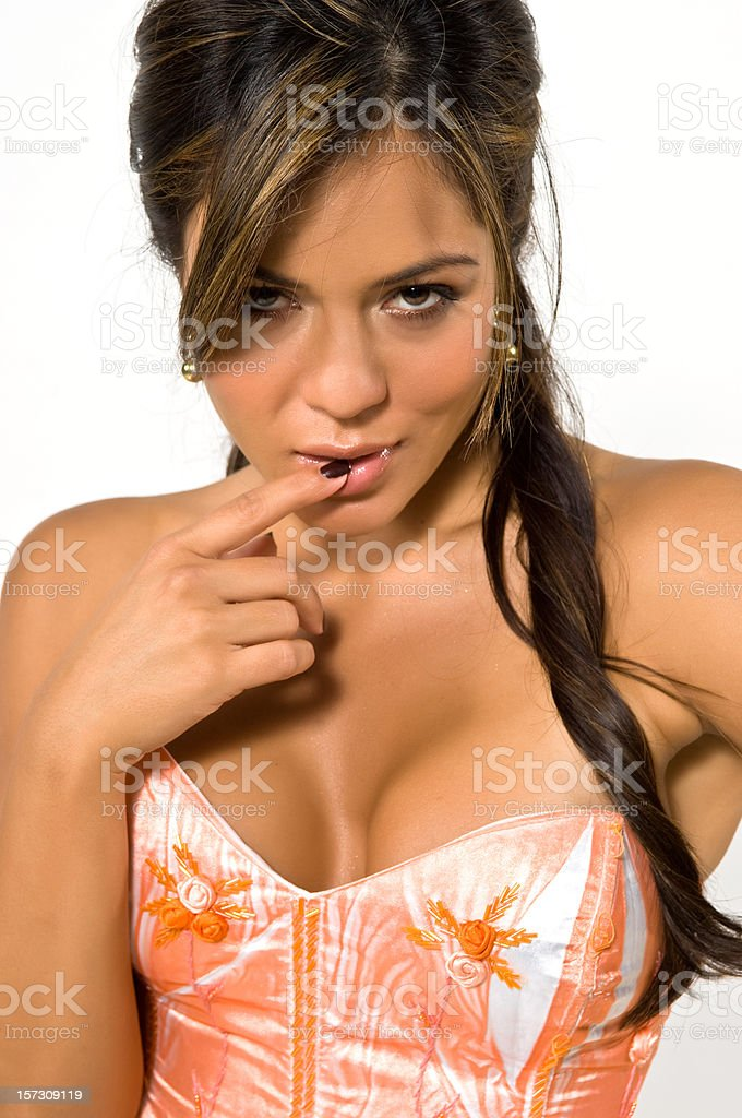 Wanna do it now? stock photo