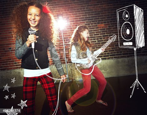 849362192istockphoto Wanna join our band? 498744374