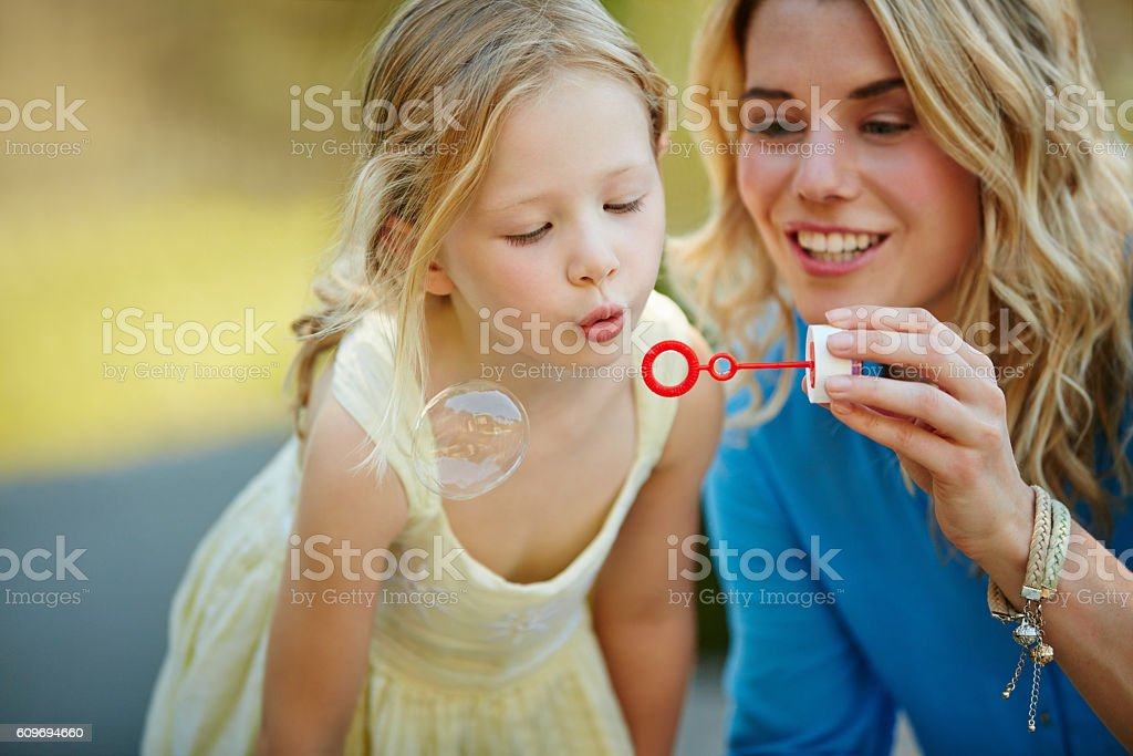Wanna try? stock photo
